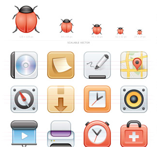 Moi Icon Pack (268 icons)