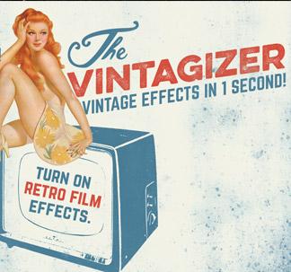 23 Vintagizer Texture Overlays
