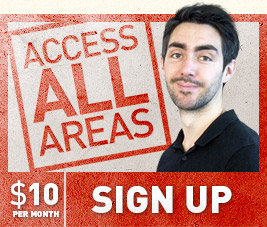 Access All Areas Membership