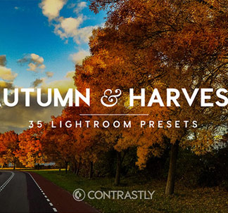 35 Autumn Lightroom Presets
