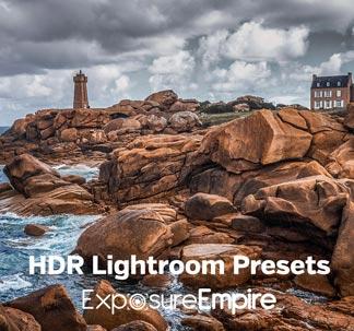 60 HDR, Pastel & Mono Lightroom Presets