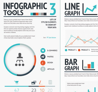 Vector Infographic Tools