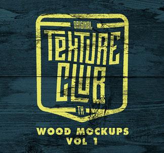 Wood Mockups