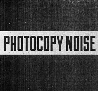 6 Photocopy Noise Textures
