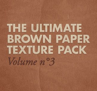 15 Brown Paper Textures (Volume 3)