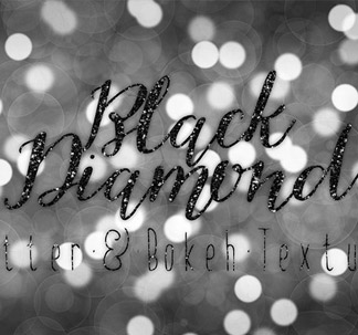 12 Black Diamond Textures