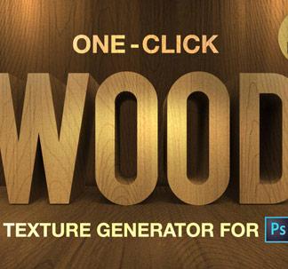 Wood Texture Generator