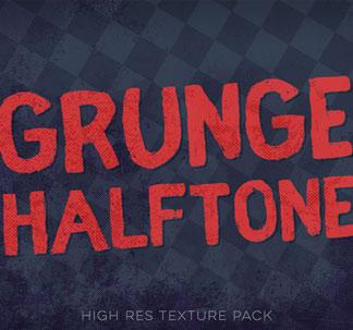 Halftone Grunge Textures