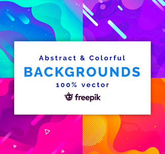 10 Abstract Vector Backgrounds