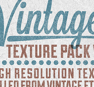 30 Vintage Etchings Textures