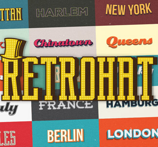 Retrohat Graphic Styles (26 Styles)