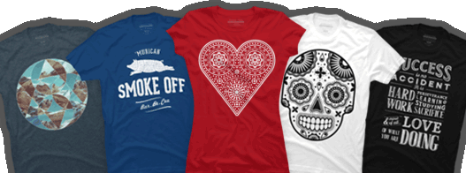 Spoon Graphics T-Shirts