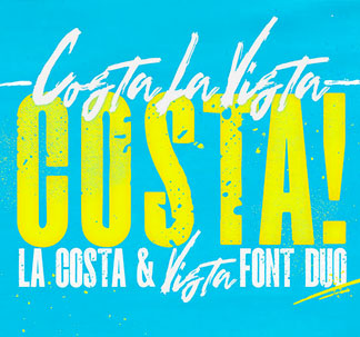 Costa La Vista Font Duo