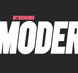 Moderno Sans Font