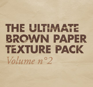 15 Brown Paper Textures (Volume 2)