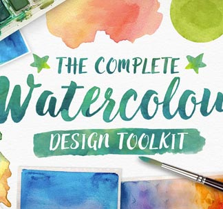 Watercolour Design Toolkit