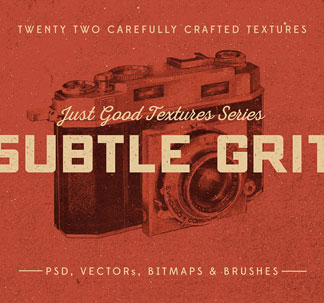 22 Subtle Grit Textures