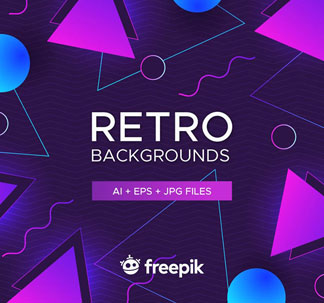 Retro Abstract Backgrounds