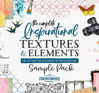 Textures & Elements Collection Sample