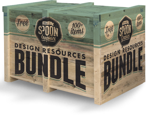 Free design resources bundle