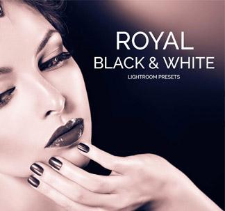 20 Black & White Lightroom Presets