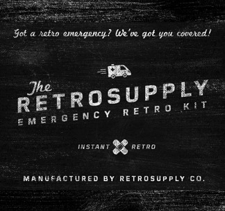 RetroSupply Emergency Retro Kit