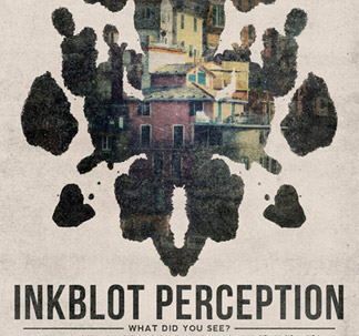 Inkblot Flyer Template