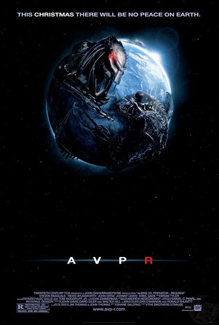 Alien vs Predator Movie Poster