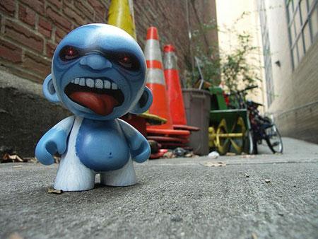 Urban Vinyl Designer Toy