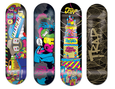 skateboard graphics - Skateboard Design Ideas