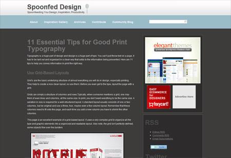SpoonFed Design