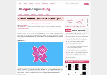 Logo Designer Blog