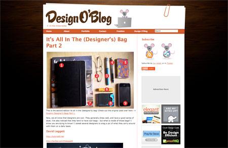 Design O Blog