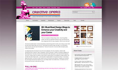 Creative Opera