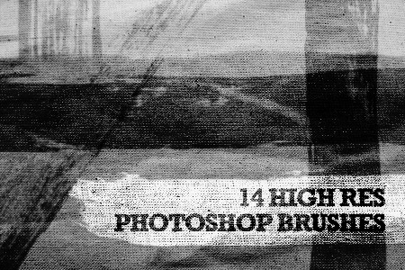 Free Mixed Brushes for Photoshop