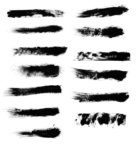 Photoshop brush preview