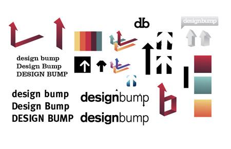 DesignBump logo ideas