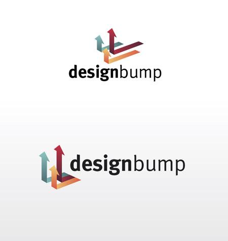 DesignBump logo concepts