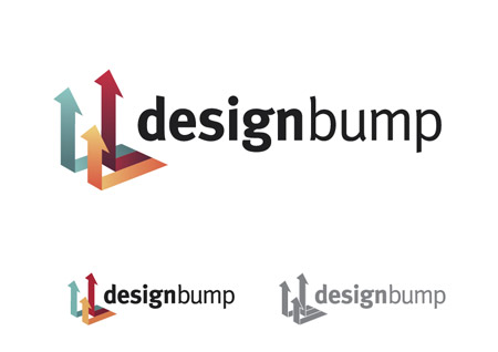 The new DesignBump logo