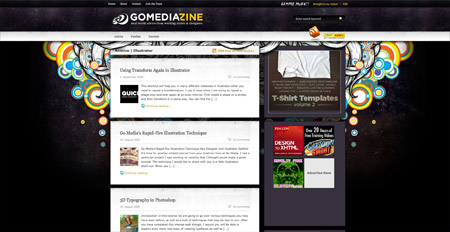 Visit GoMediaZine