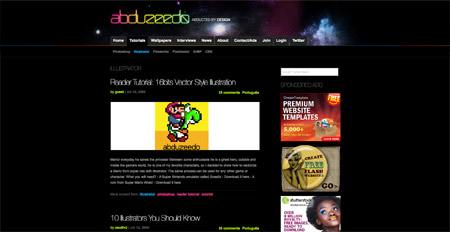 Visit Abduzeedo