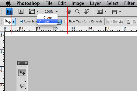 Photoshop tip
