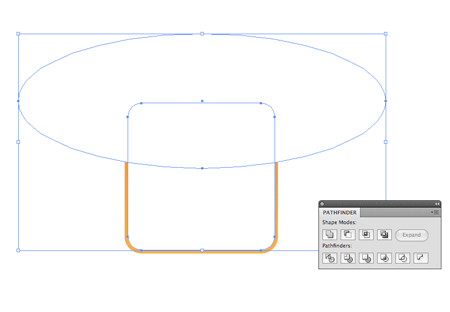 how to fix curve shape in illustrator