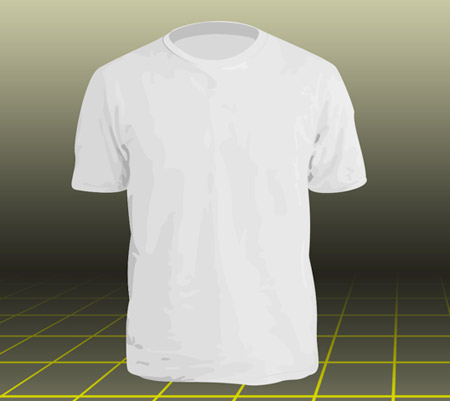T-Shirt Design Template
