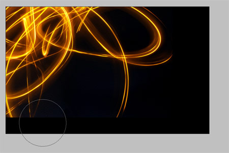 how to cut out images in photoshop with light flare