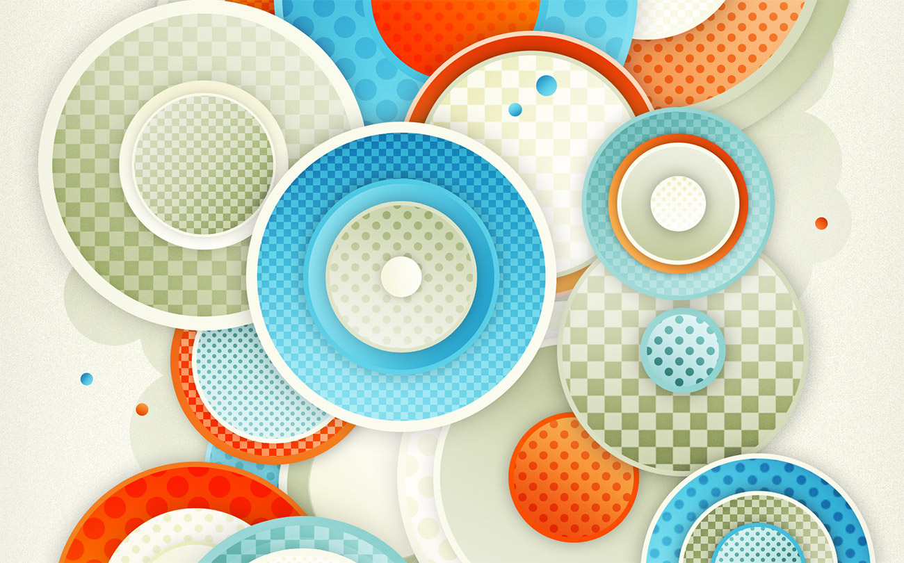 Create an Abstract Design with Patterns in Photoshop