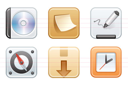 IconDock Moi pack