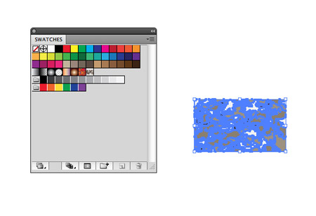 Define Pattern In Illustrator