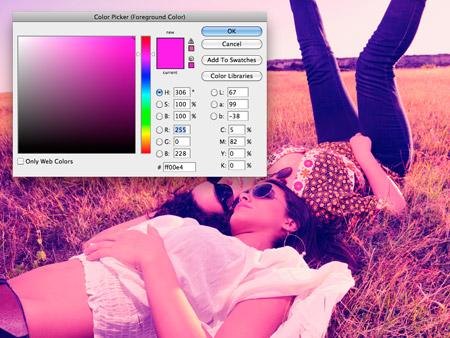 Cómo dar a sus fotos un efecto retro analógico fresco