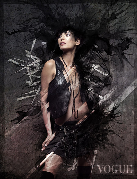 Create a Dark & Grungy Digital Art Piece in Photoshop